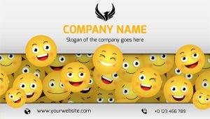 funny business card sample