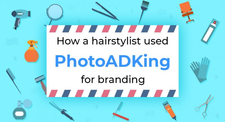 use photoadking for branding