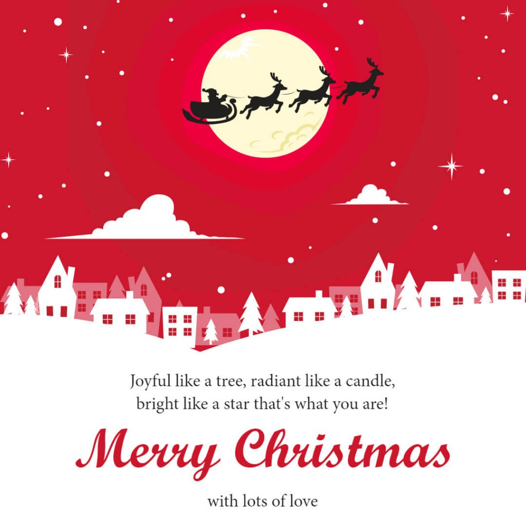 Merry christmas wishes templates