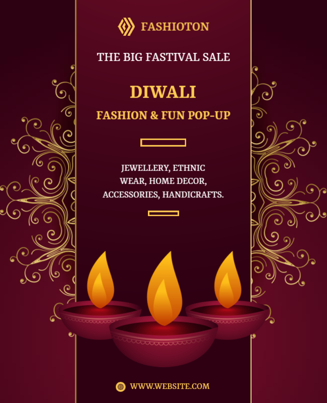 happy diwali sample image