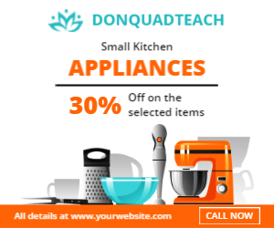 home appliance template