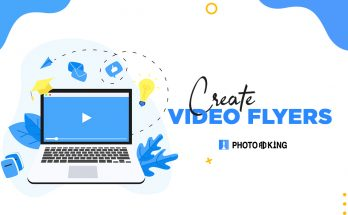 Create Video Flyers