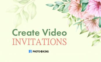 Video Invitation Templates