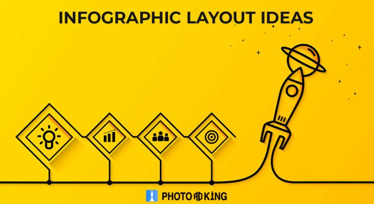 Infographics layout ideas