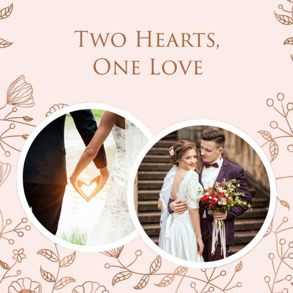 Wedding scrapbook album covers templates