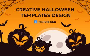 Creative Halloween Templates Design
