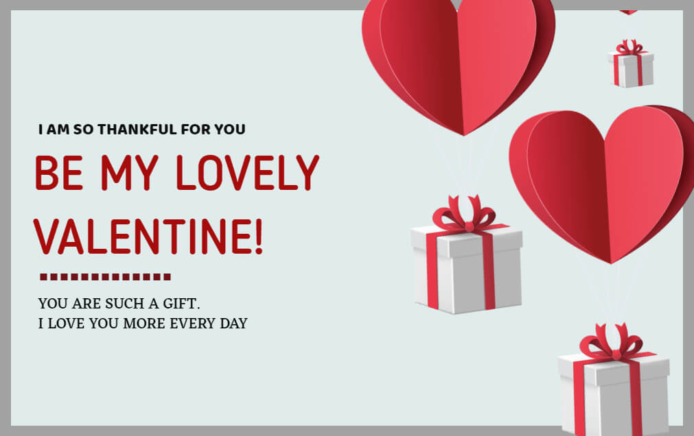 Valentine blog image