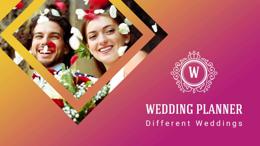 Wedding Planning Services Presentation
