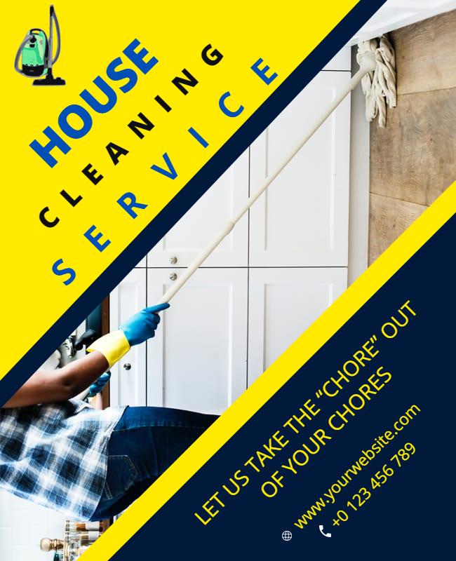 service flyer idea