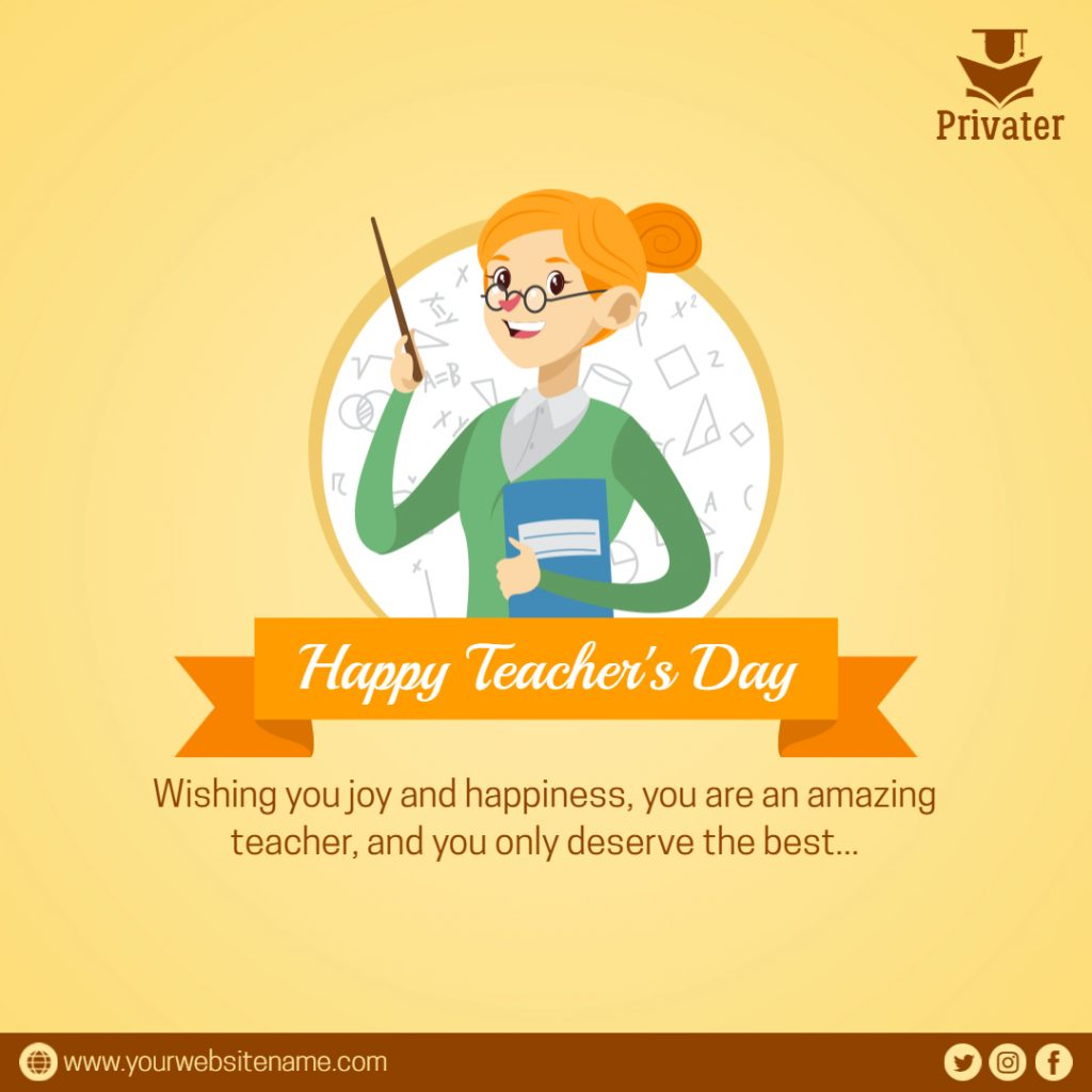 happy teachers day post