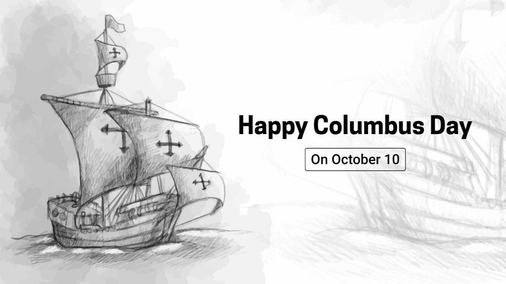 happy columbas day post