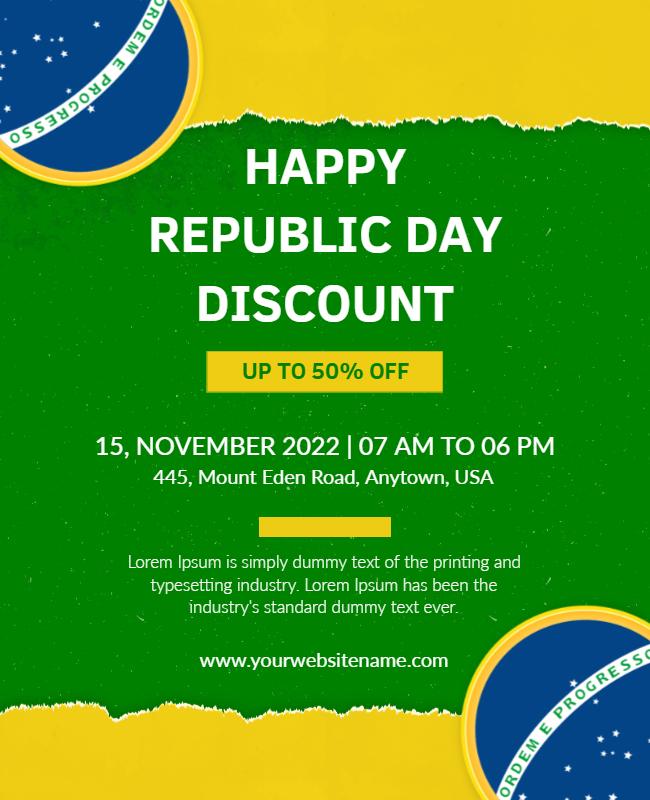 republic day ideas