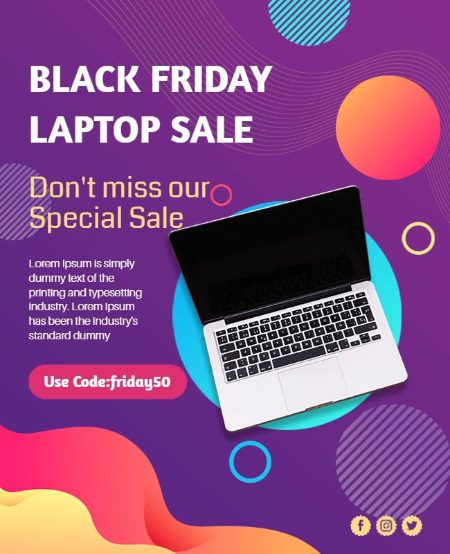black friday sale ideas