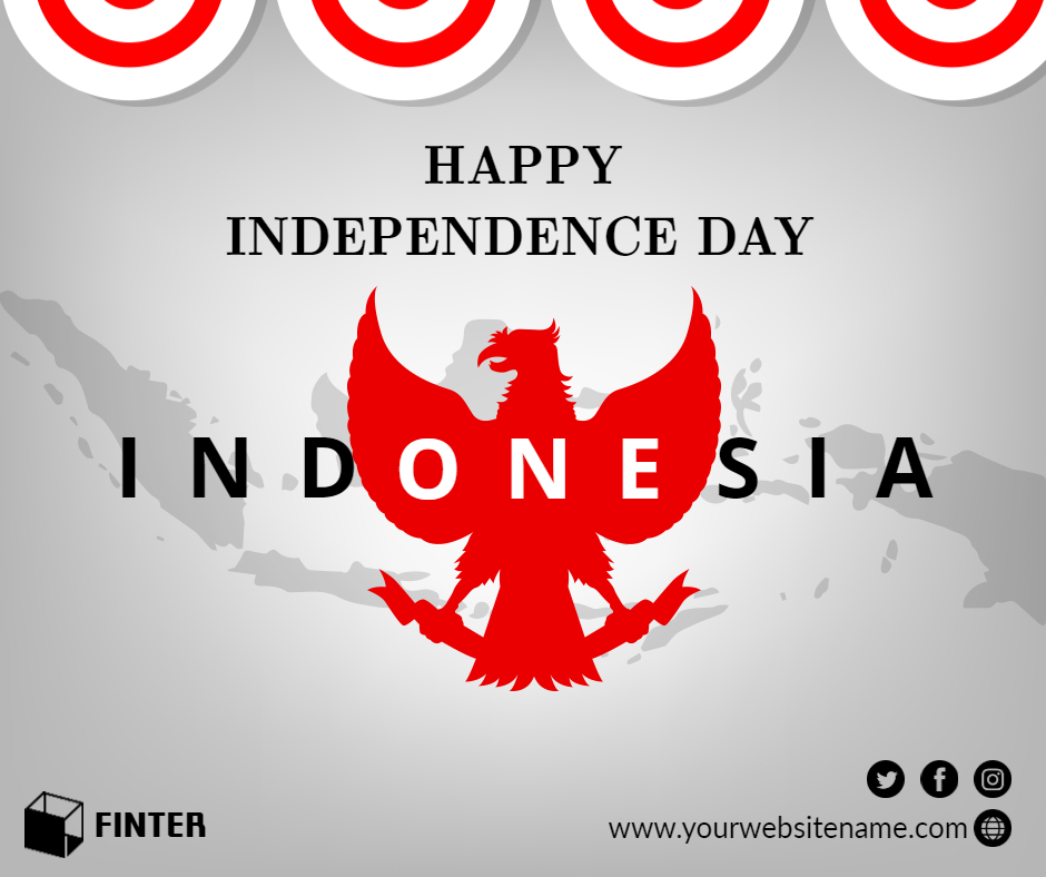 independence day to Indonesia