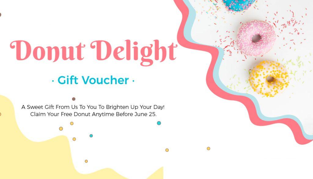 delight gift voucher ideas