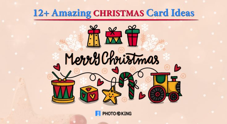 amazing Christmas card ideas