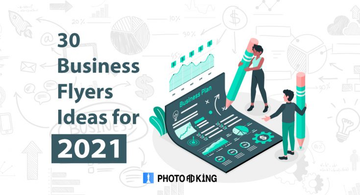30 business flyer ideas for 2021