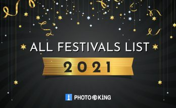 all festivals list 2021