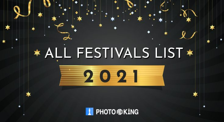 all festivals list 2021