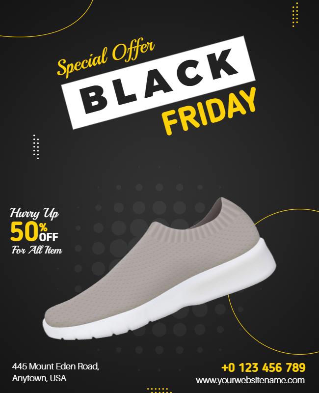 Black friday sale designs