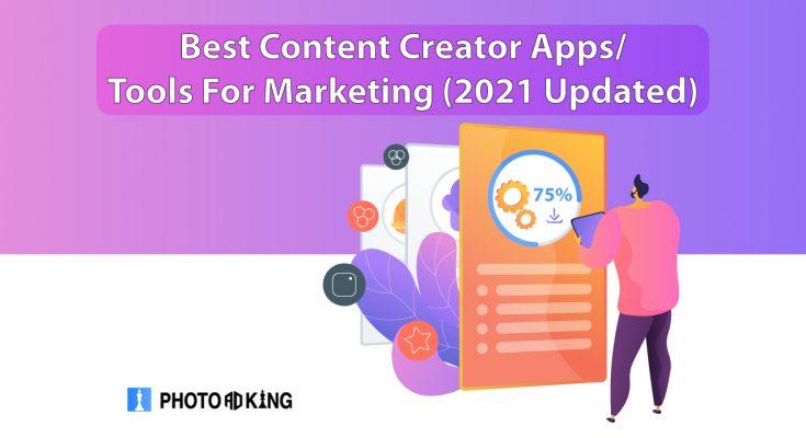 Content creator apps/tools