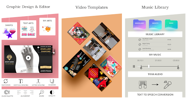 Ad Maker, Video Editor, Explainer Video Maker app image