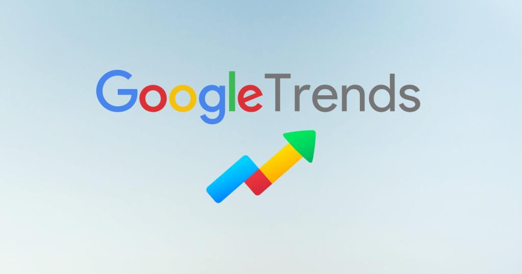 Google trend logo image