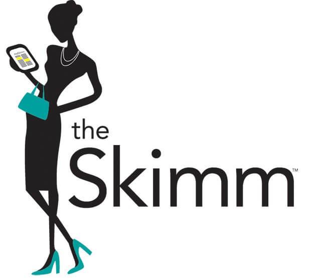 The Skimm logo image