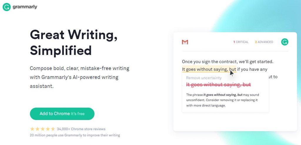 Image of Grammarly