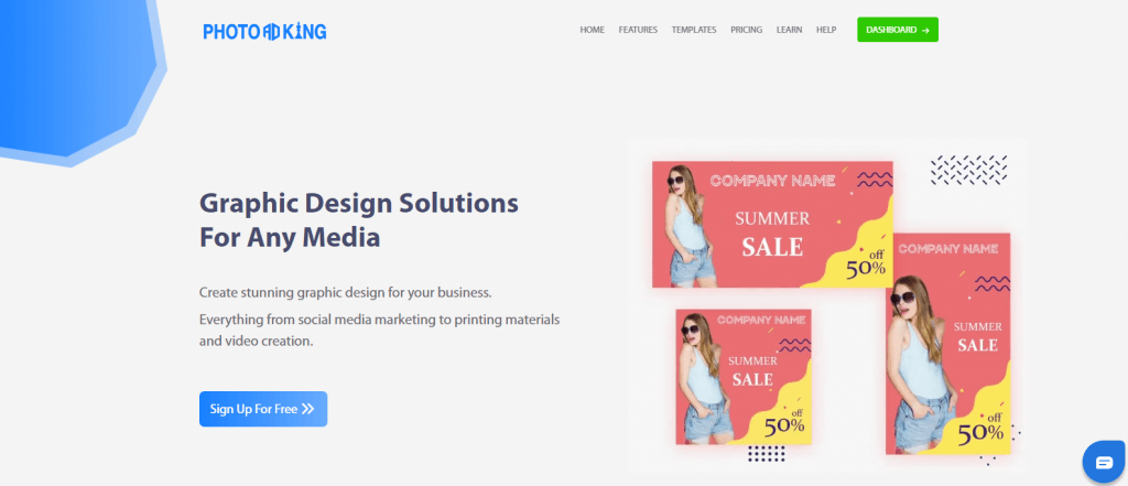 PhotoADKing-facebook graphic designer