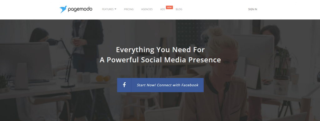 Pagemodo - facbook marketing tools