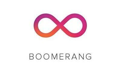 Boomerang logo image