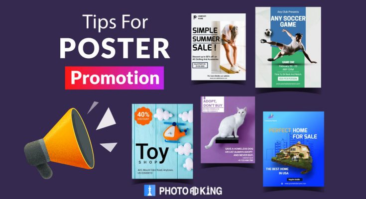 Tips For Poster Promotion