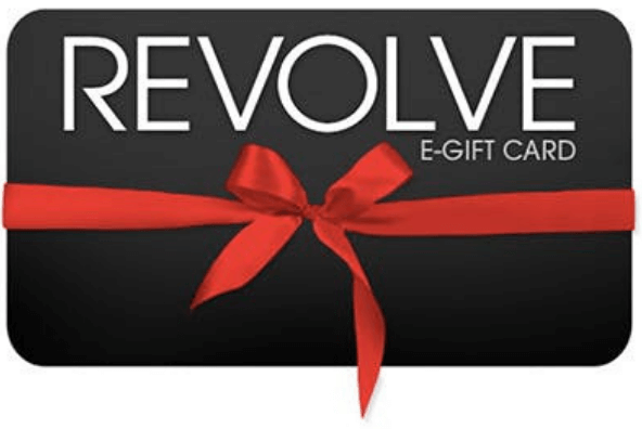 Revolve gift card idea