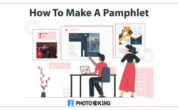 How to make a pamphlet