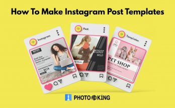 how to make instagram post templates
