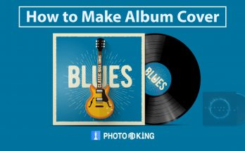 how to make album cover