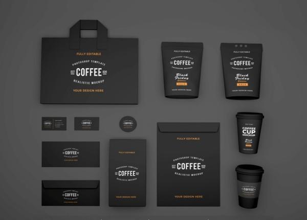image of branding material