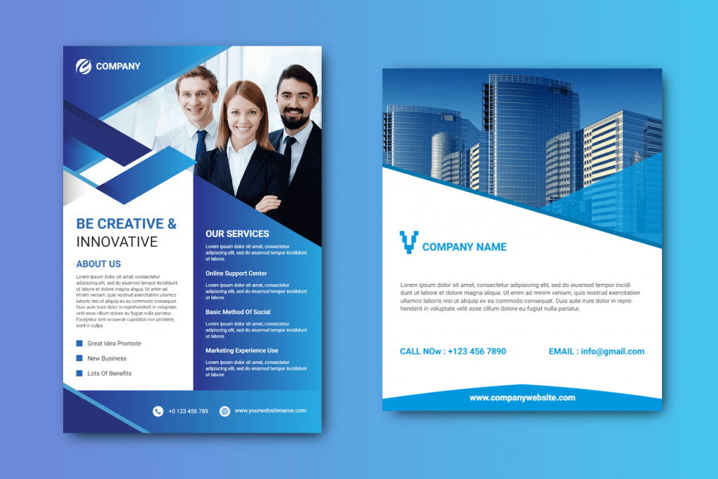 advertising and marketing design