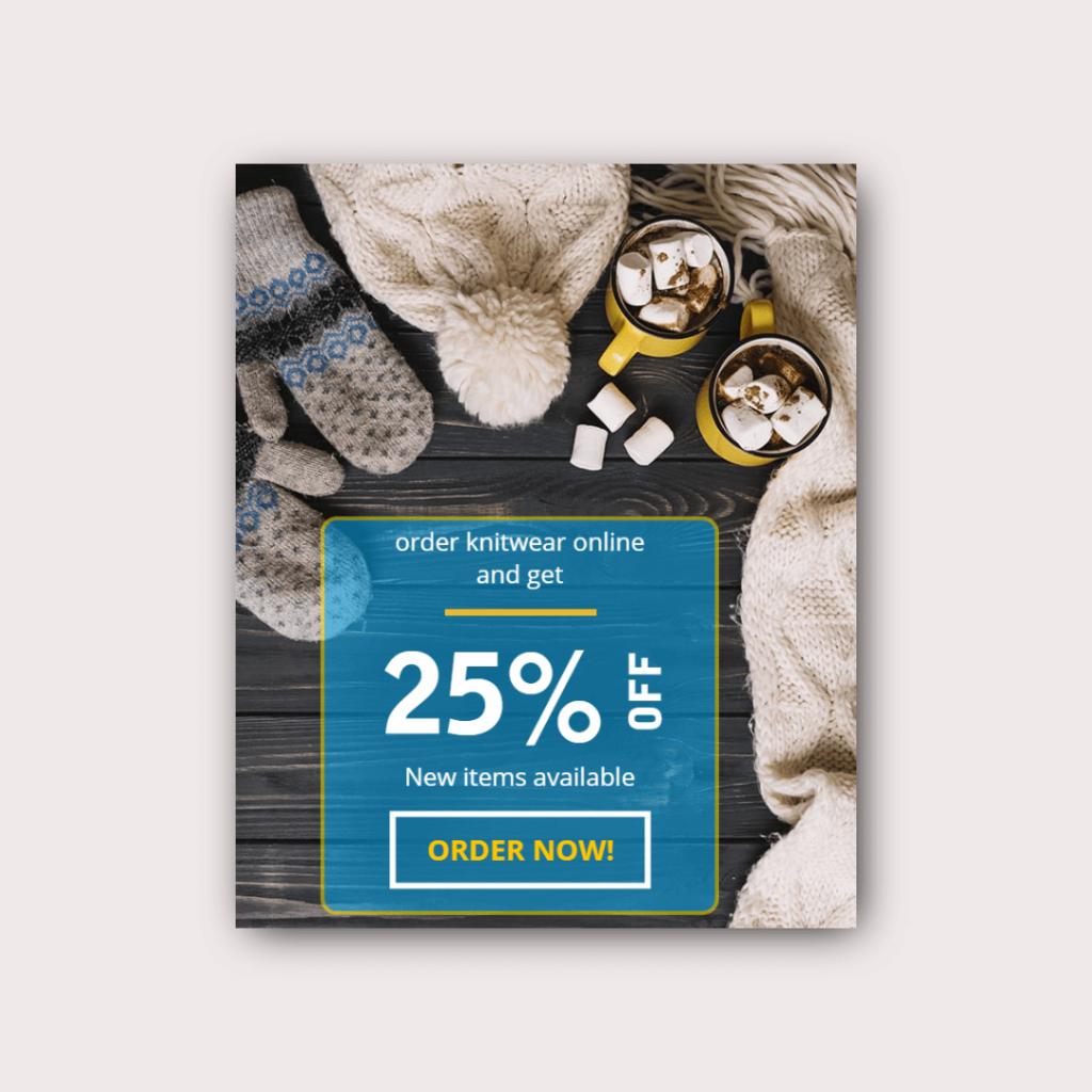 marketing design template idea