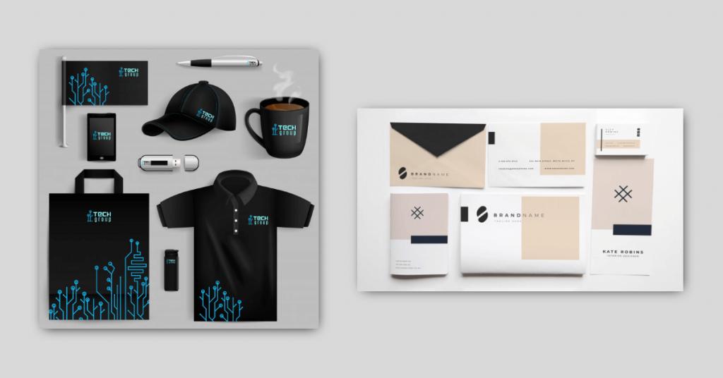 branding material image