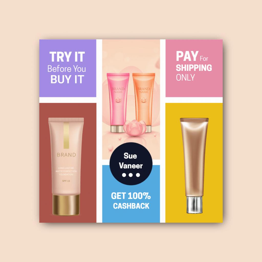instagram ad design tip