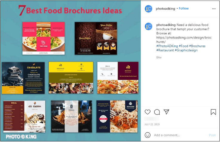 type of instagram post: tips and tricks
