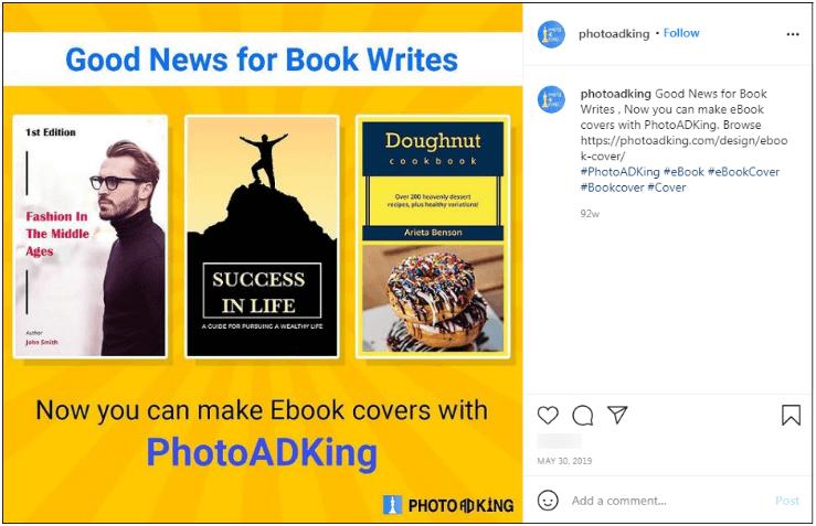 sneak peek instagram post type