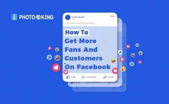 Trick to get more fans and customers on facebook