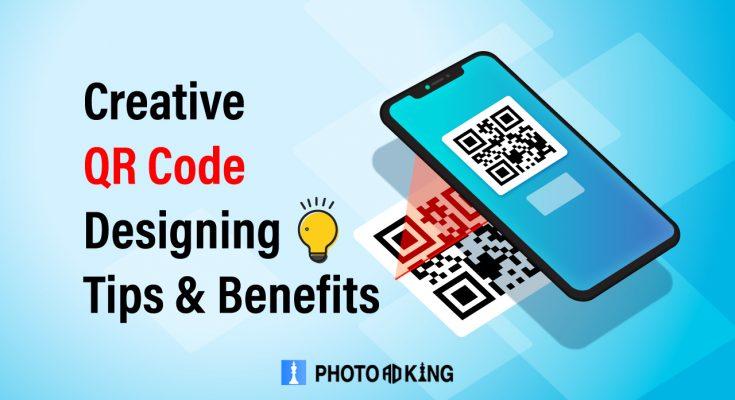 QR Code designing tips