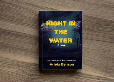 book cover template idea