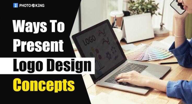 Present Logo Design Consepts