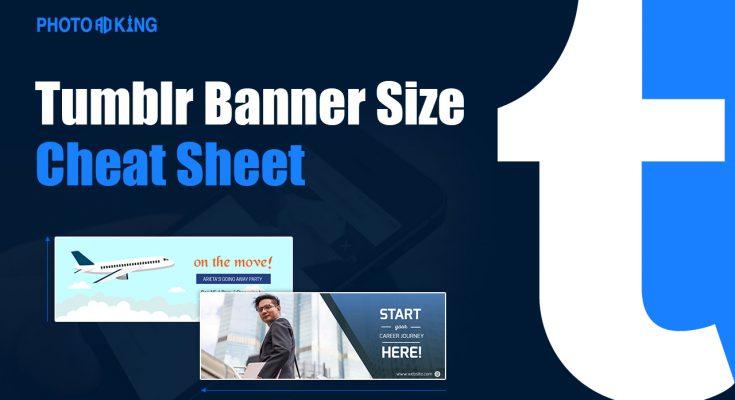 Tumblr Banner Size Cheat Sheet