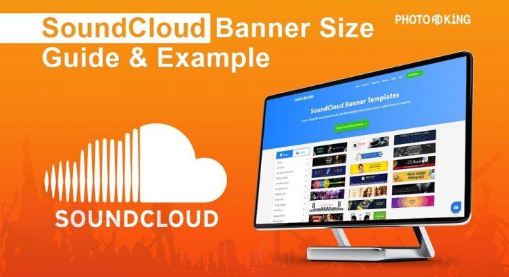 SoundCloud Banner size